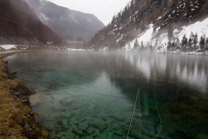 Fliegenfischen Förchensee