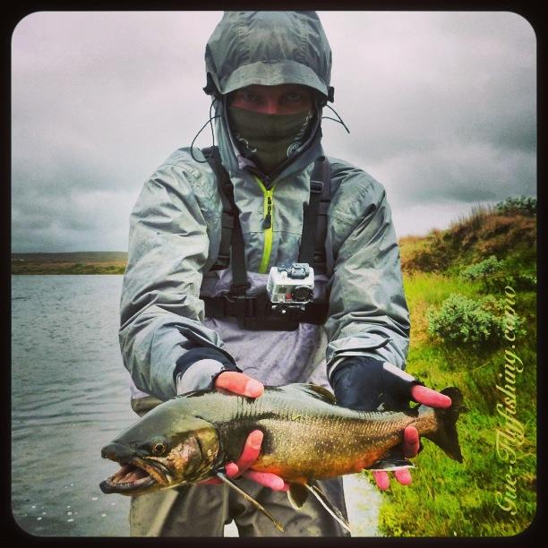 Fliegenfischen in Island